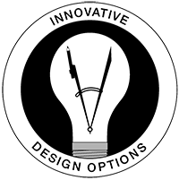 innovative design options badge