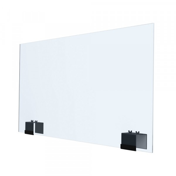 "Plexiglass Partitions - 24"" x 24"" - Steel - Acrylic"