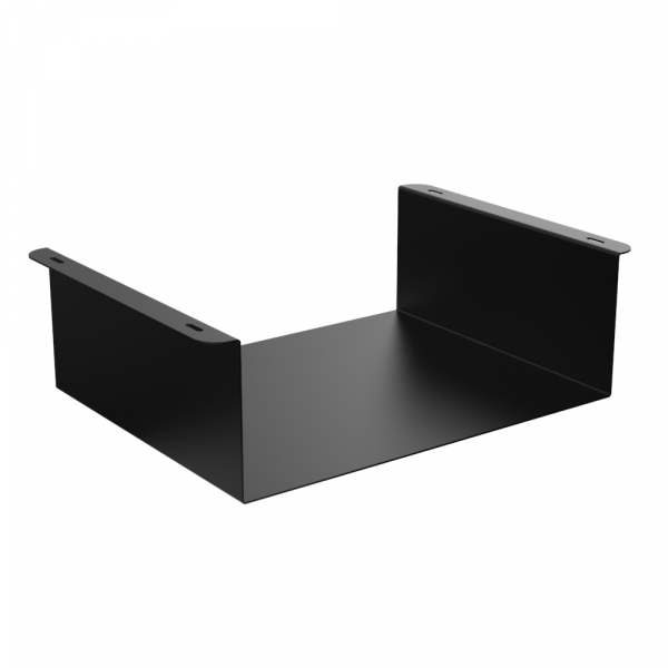 Under Desk PC Mount 445 - 14W x 4.75H x 11D