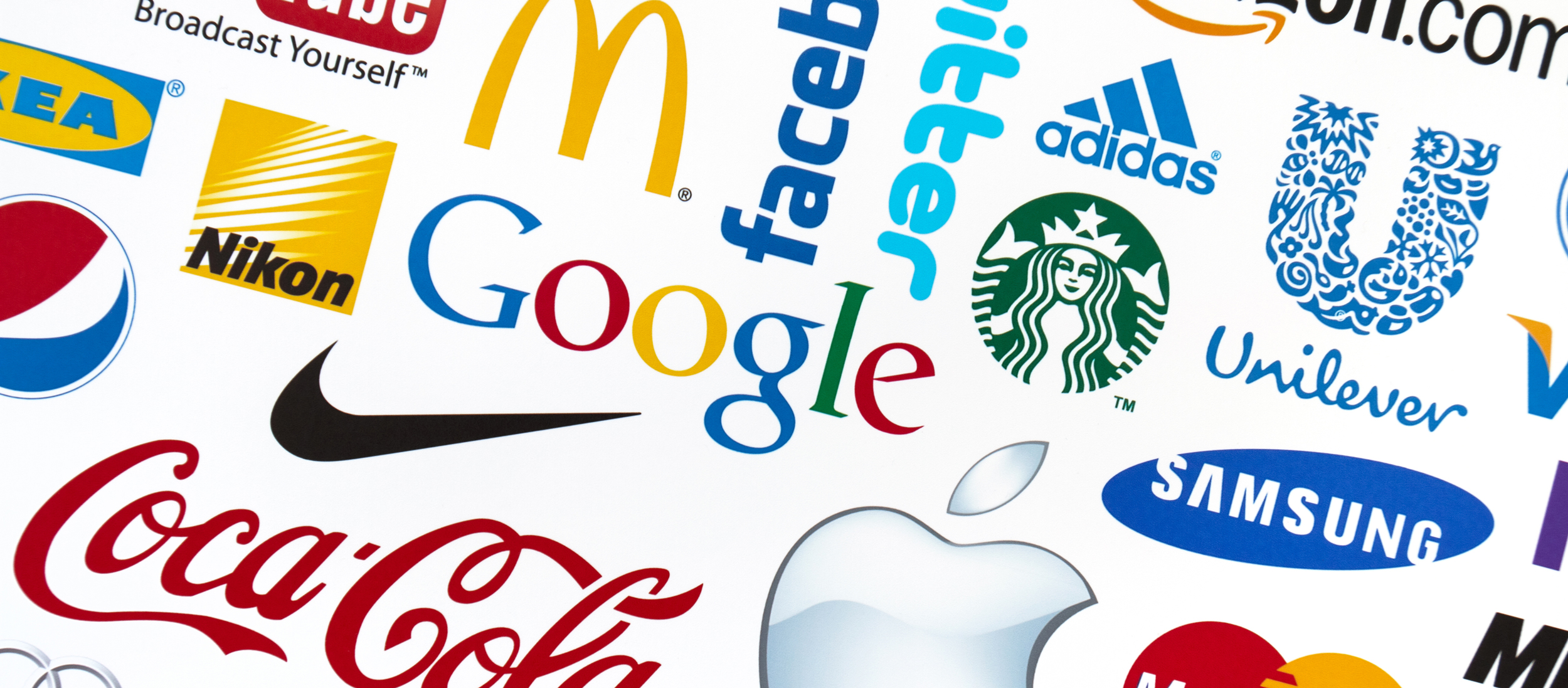 Most Well Known Brand Logos
