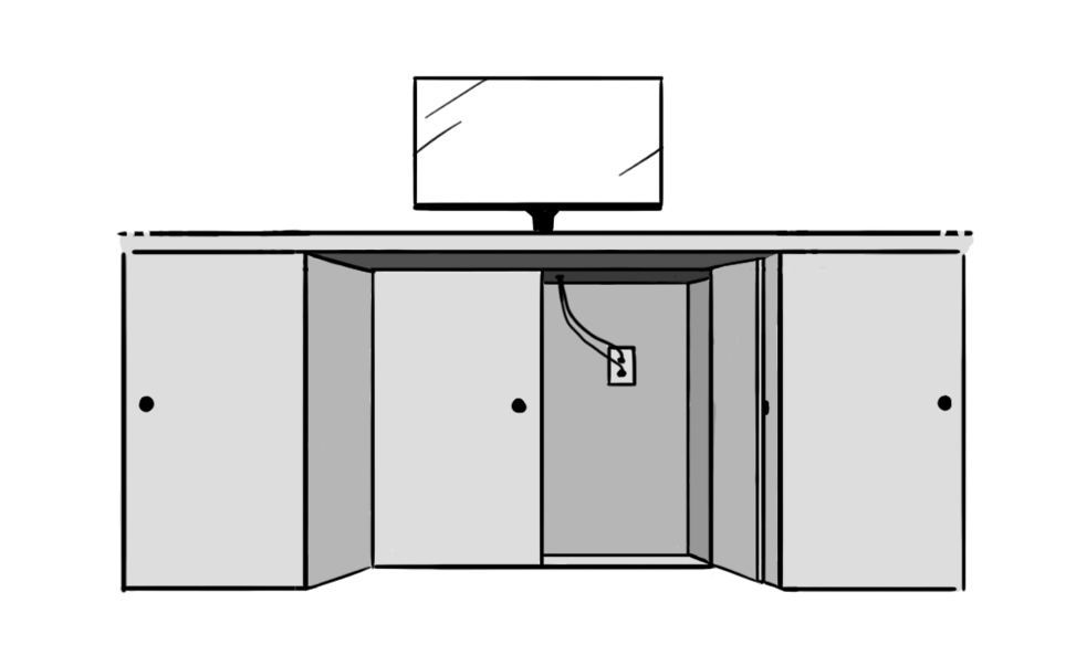 Cable Cabinet