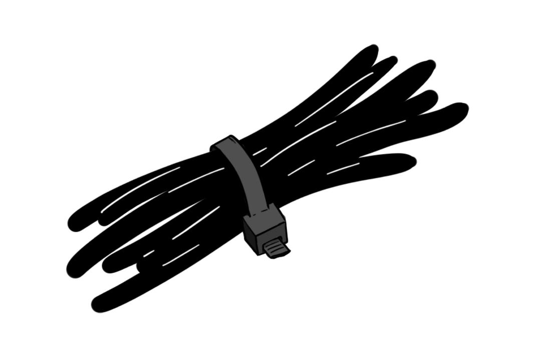 Cable Loop Ties