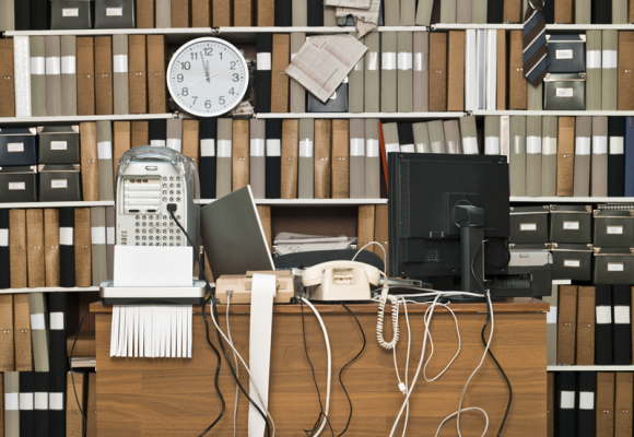 A Professional's Guide to Workplace Organization: Under Desk and PC Wall Mounts