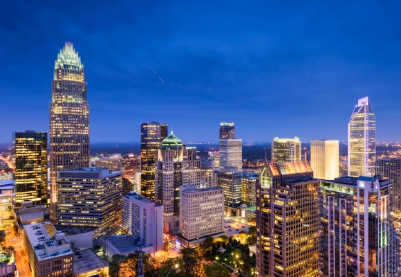 Why Charlotte, NC is Pursuing Non-Traditional Office Spaces