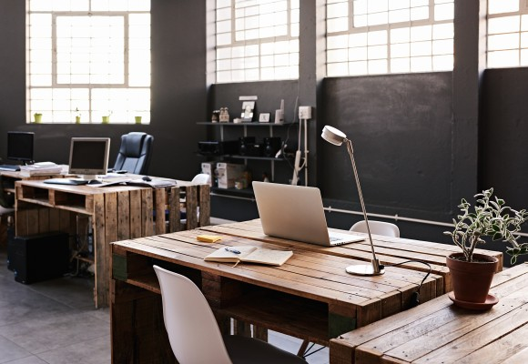 How to Save Space Around Your Desk