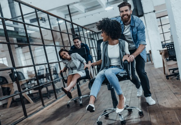 Movement Matters in the Workplace