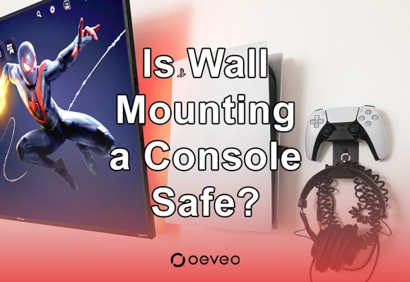 Is it Safe to Mount a Gaming Console to the Wall?